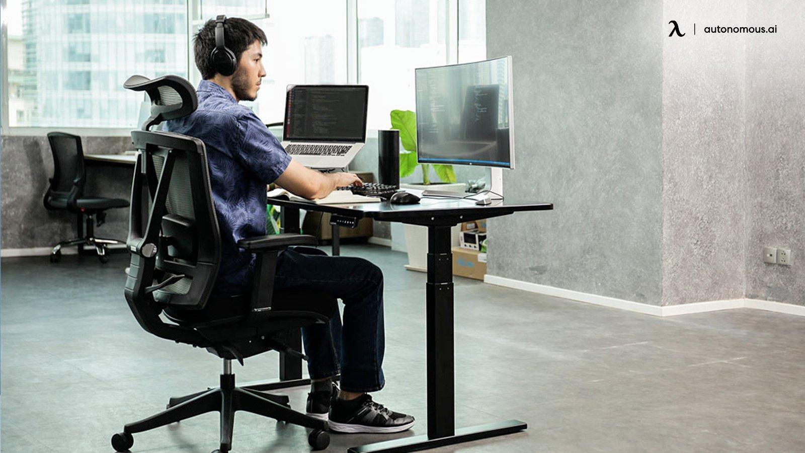 Autonomous Office Chair and Desk