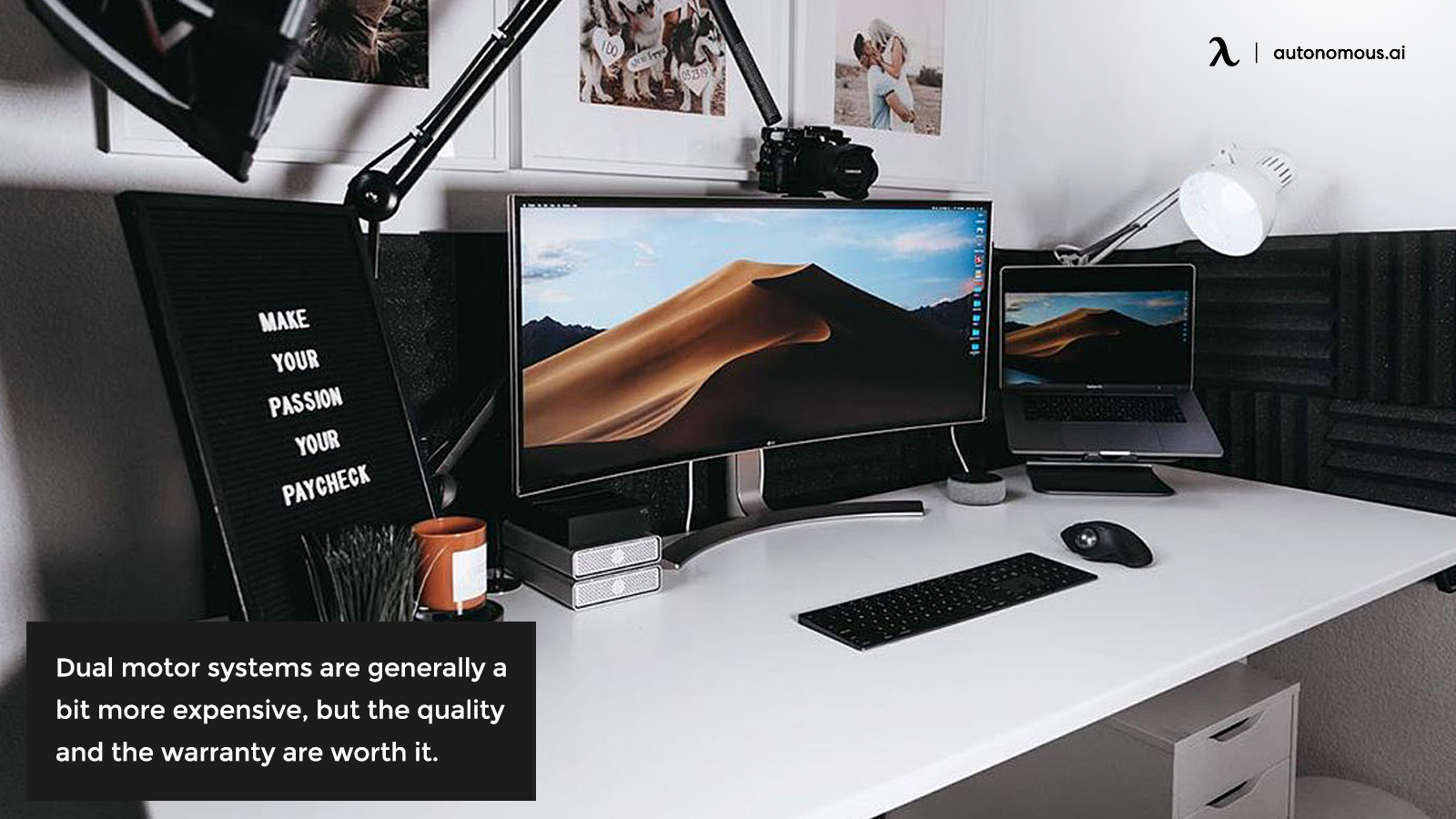 Pricing of desk