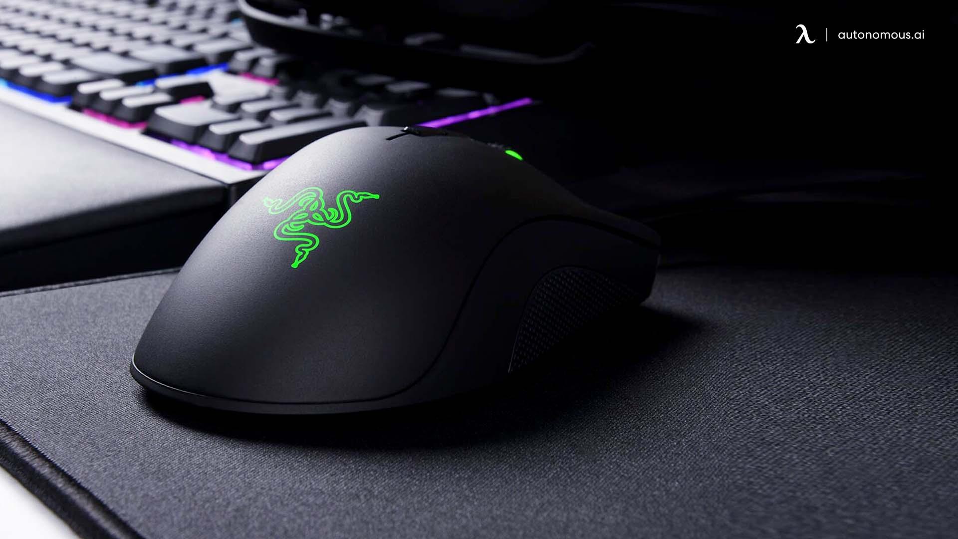 Black Adder Mouse