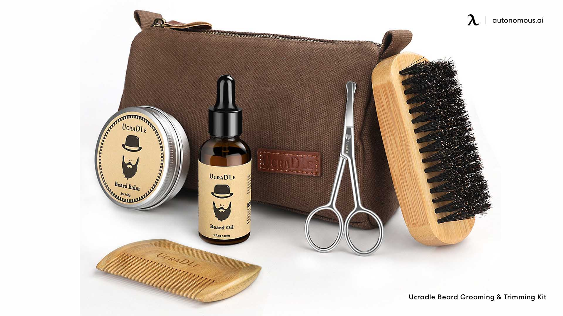 Beard Oil Kit