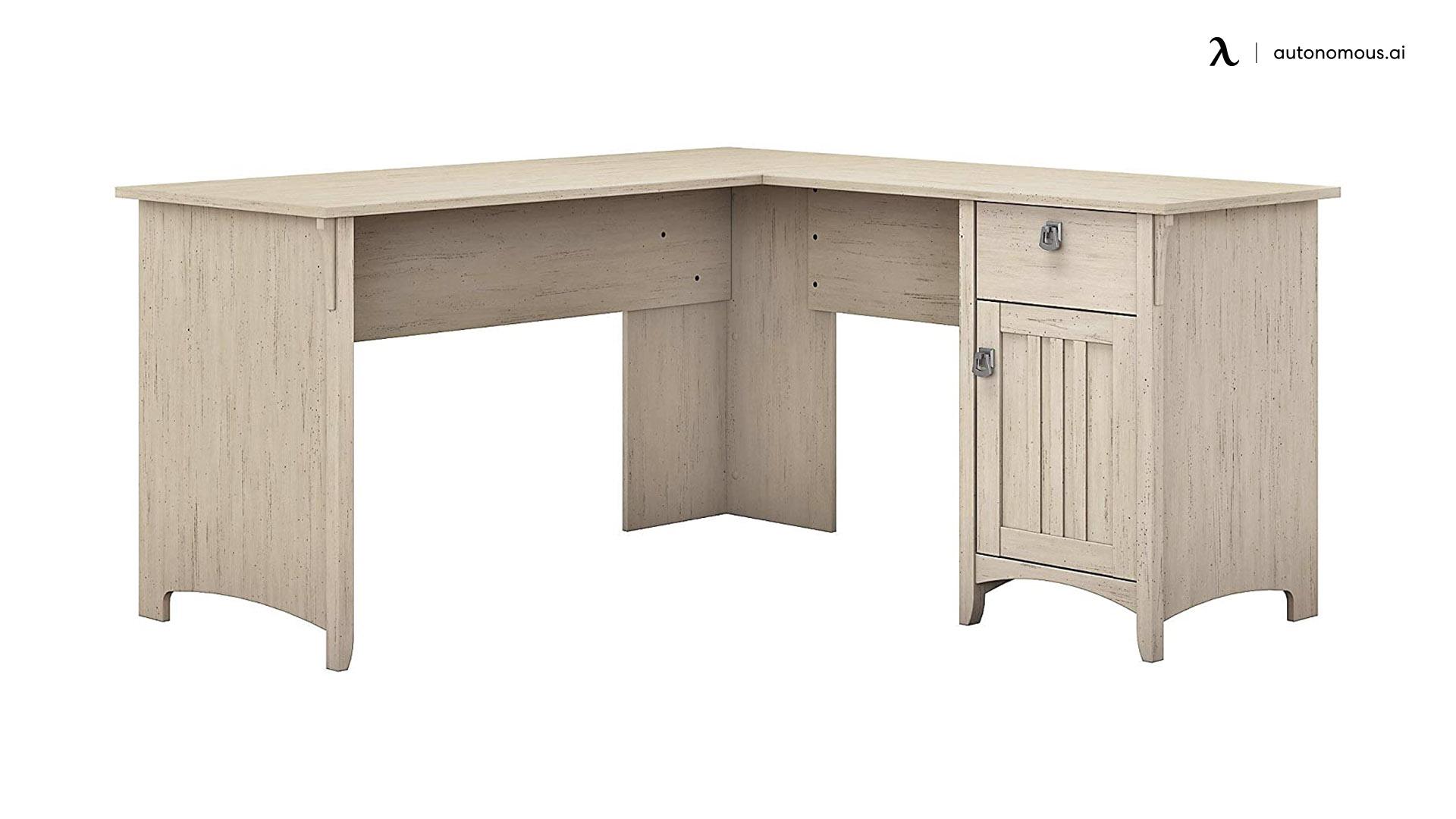 Salina L-Shaped Desk by Three Posts