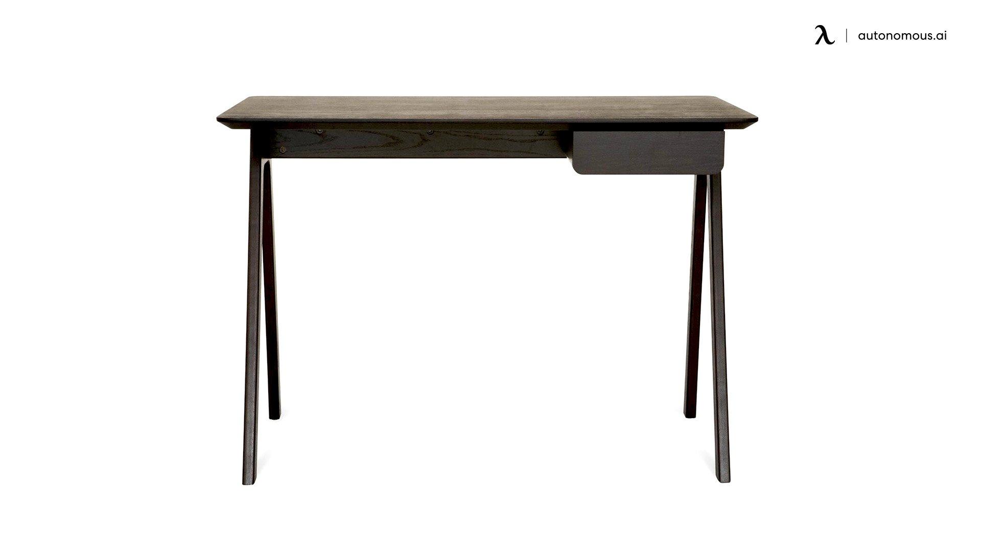 Black Stash Reversible Desk