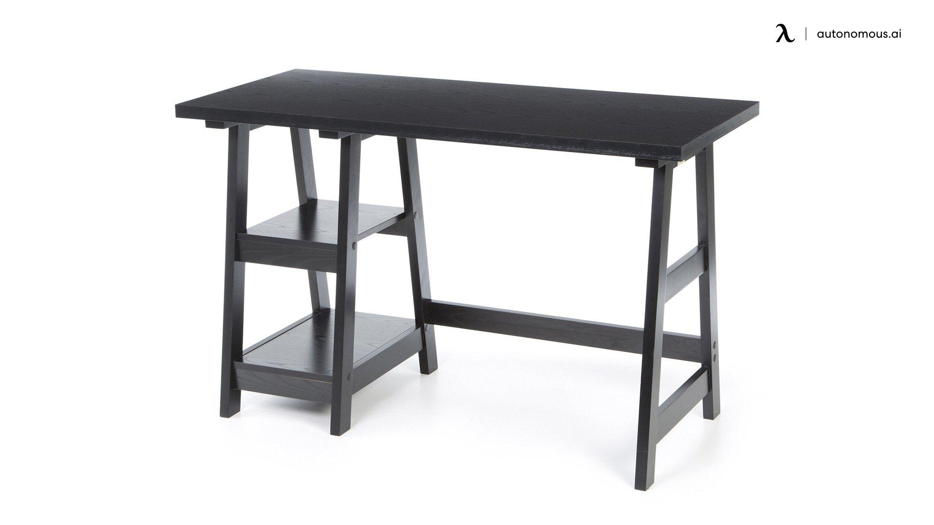 Black Donovan Reversible Desk