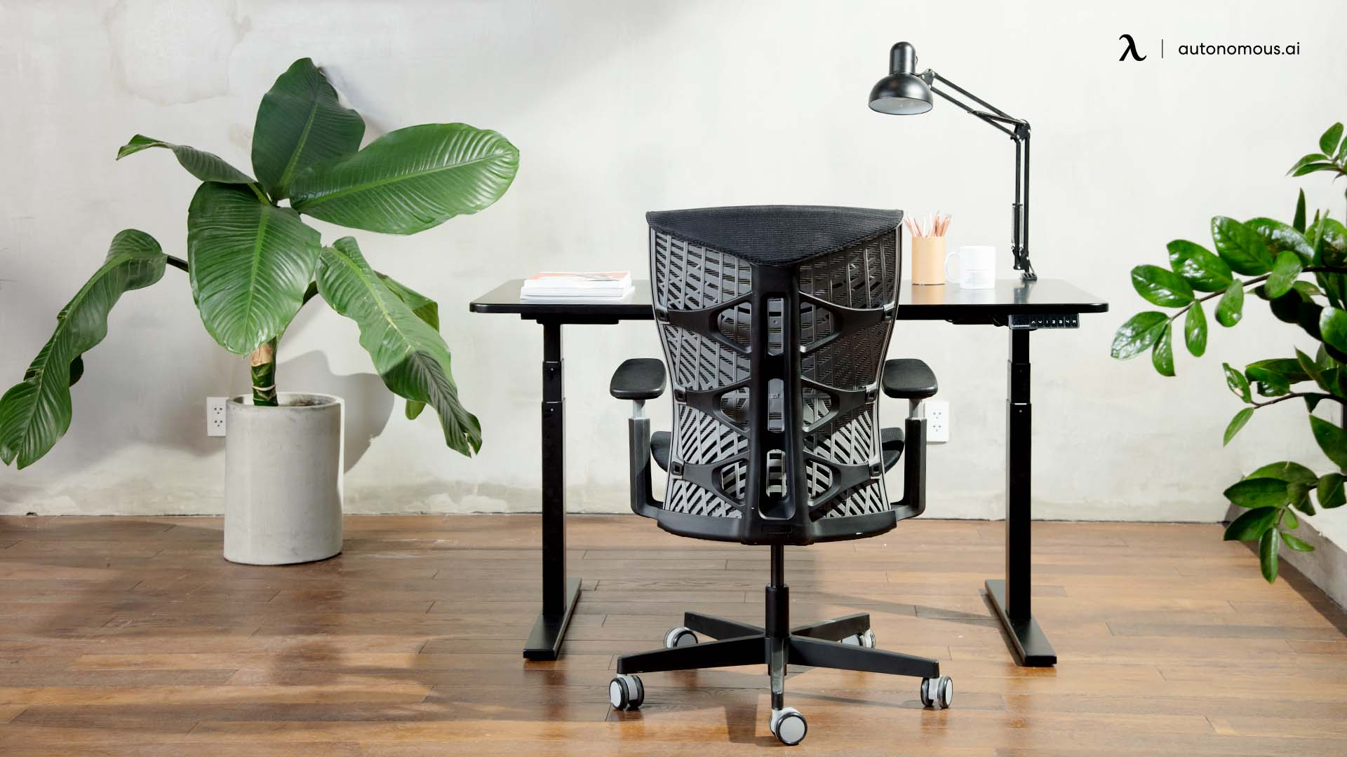 All Black Office Desk with The Best Choices
