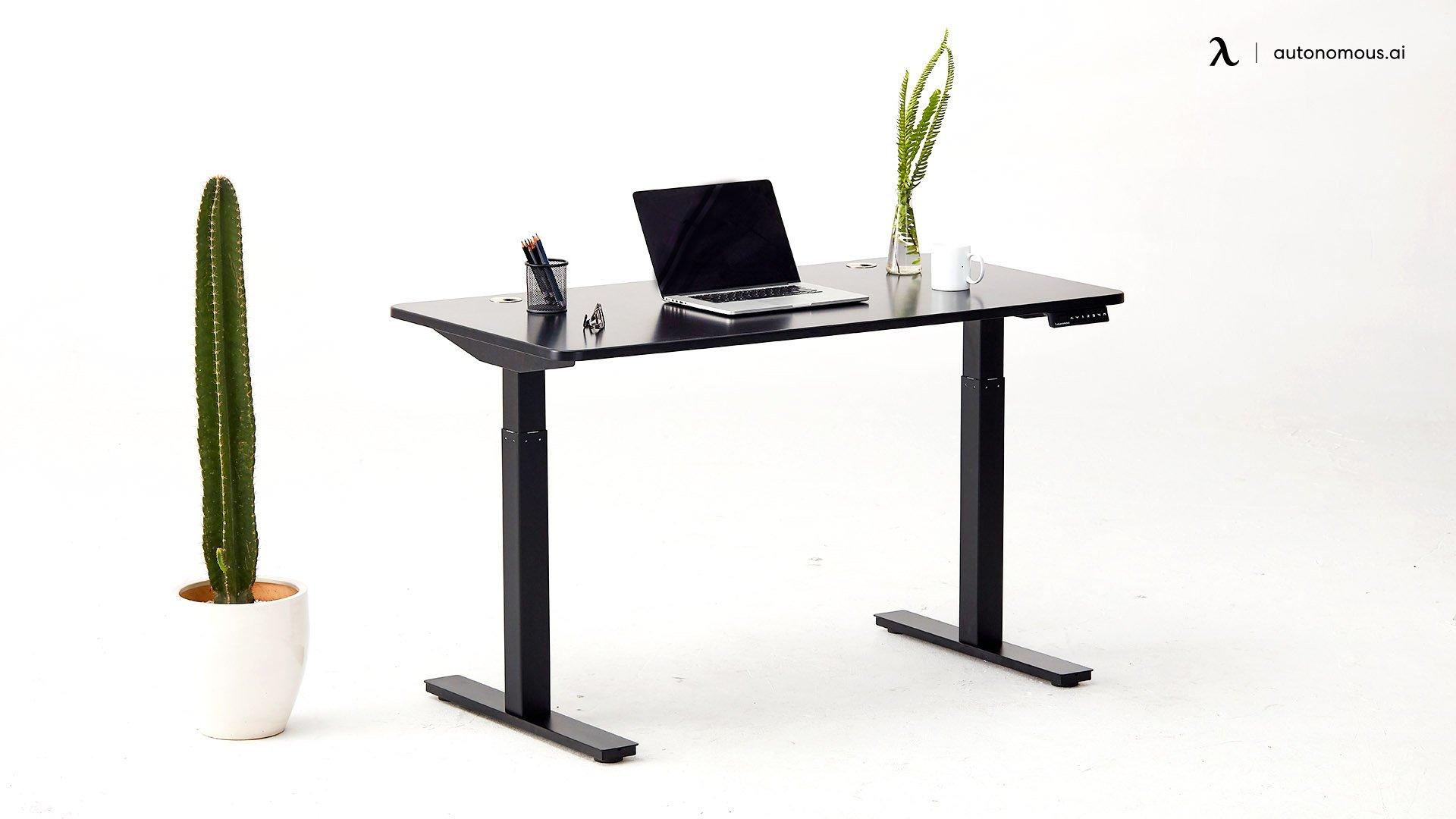 SmartDesk 2 Black Standing Desk