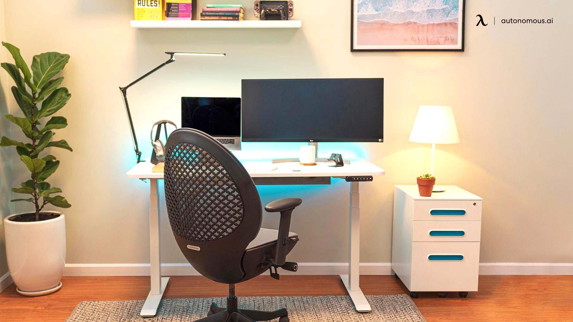 How Do You Find an Ideal Ergonomic Desk Setup?