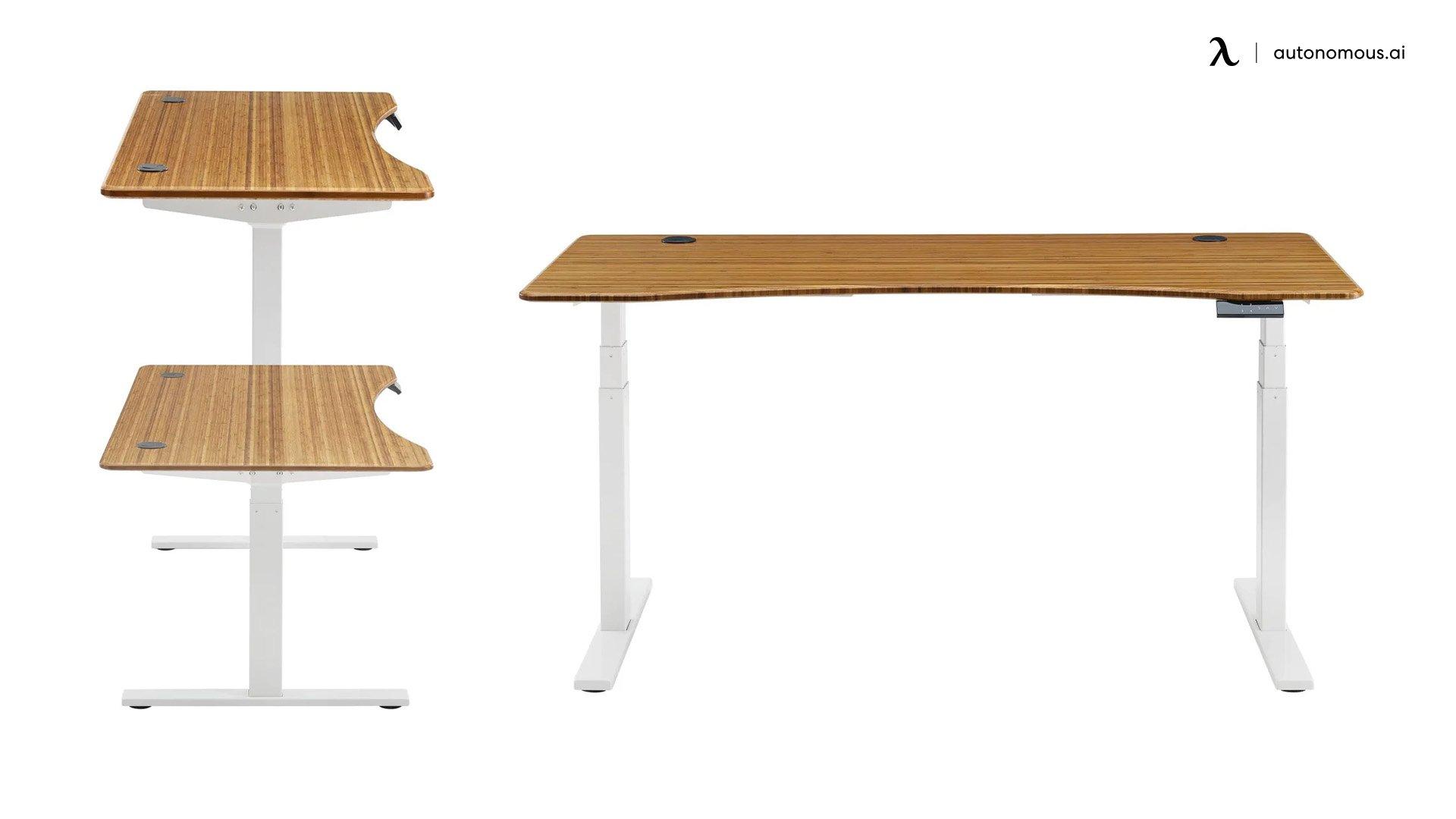 Ascent Hi-Lo Height Adjustable Standing Desk by Inbox Zero