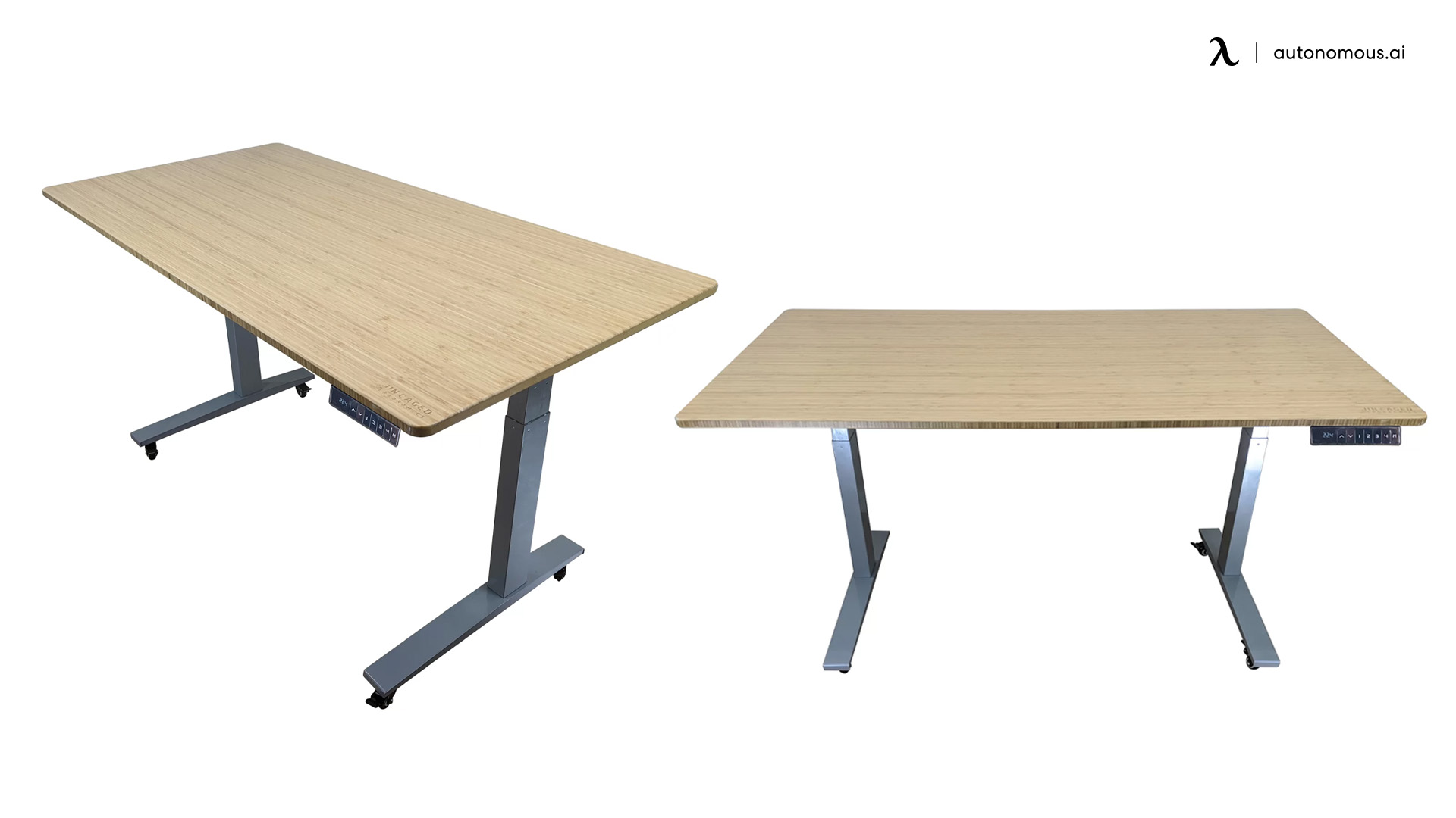 Rise Up Height Adjustable Standing Gaming Desk