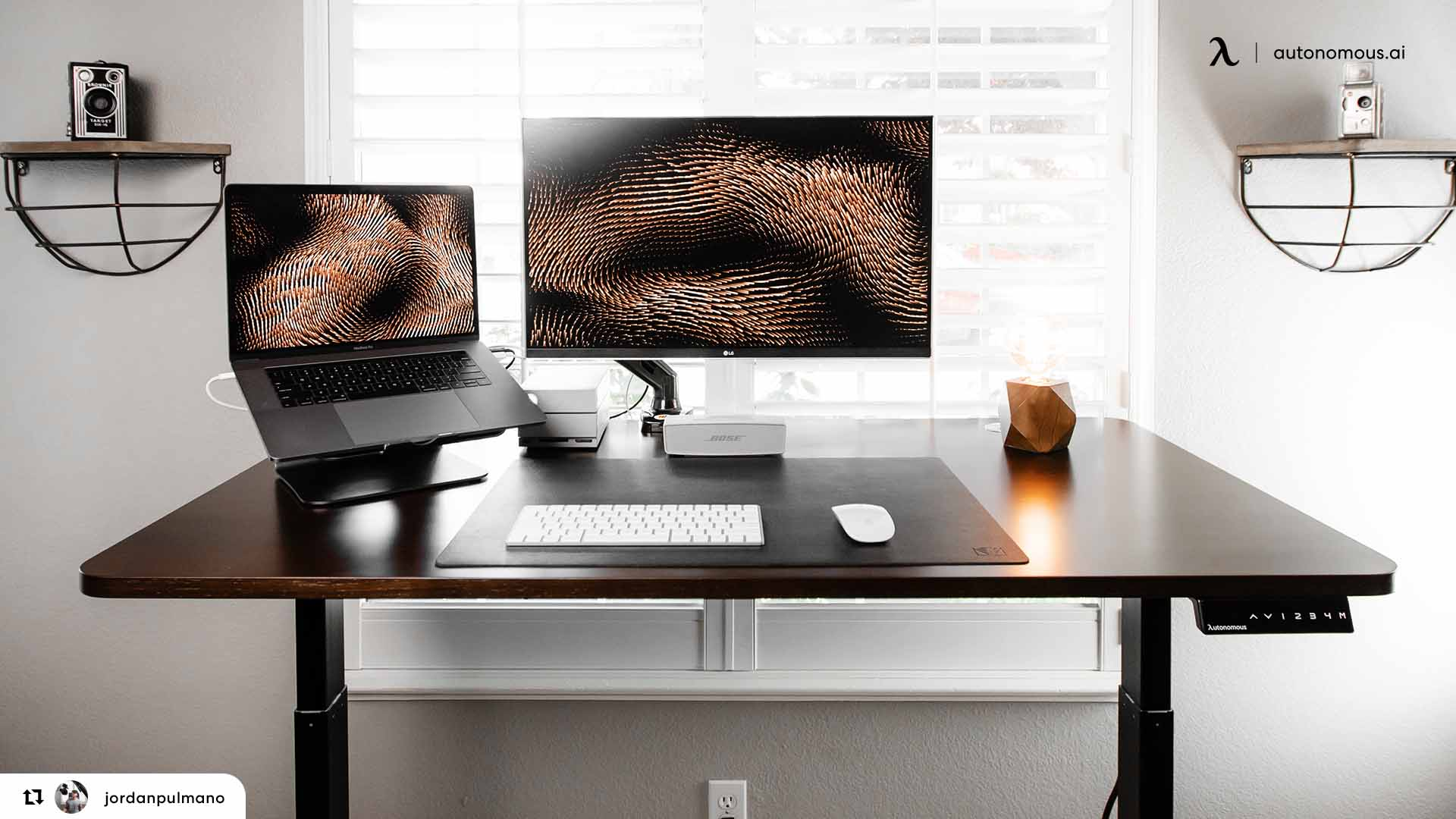 Incorporate a Standing Desk