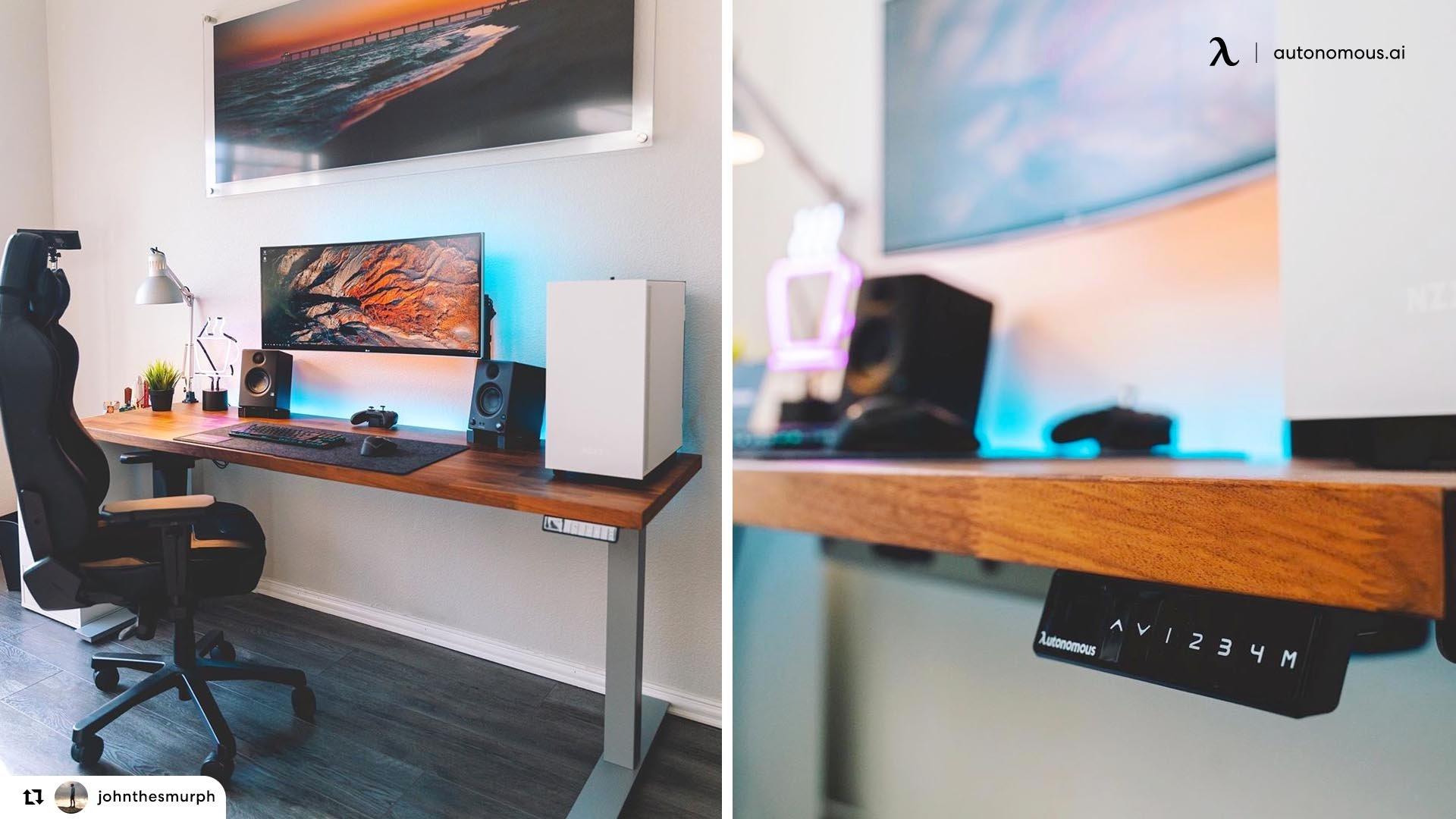 Choosing a Good Office Desk