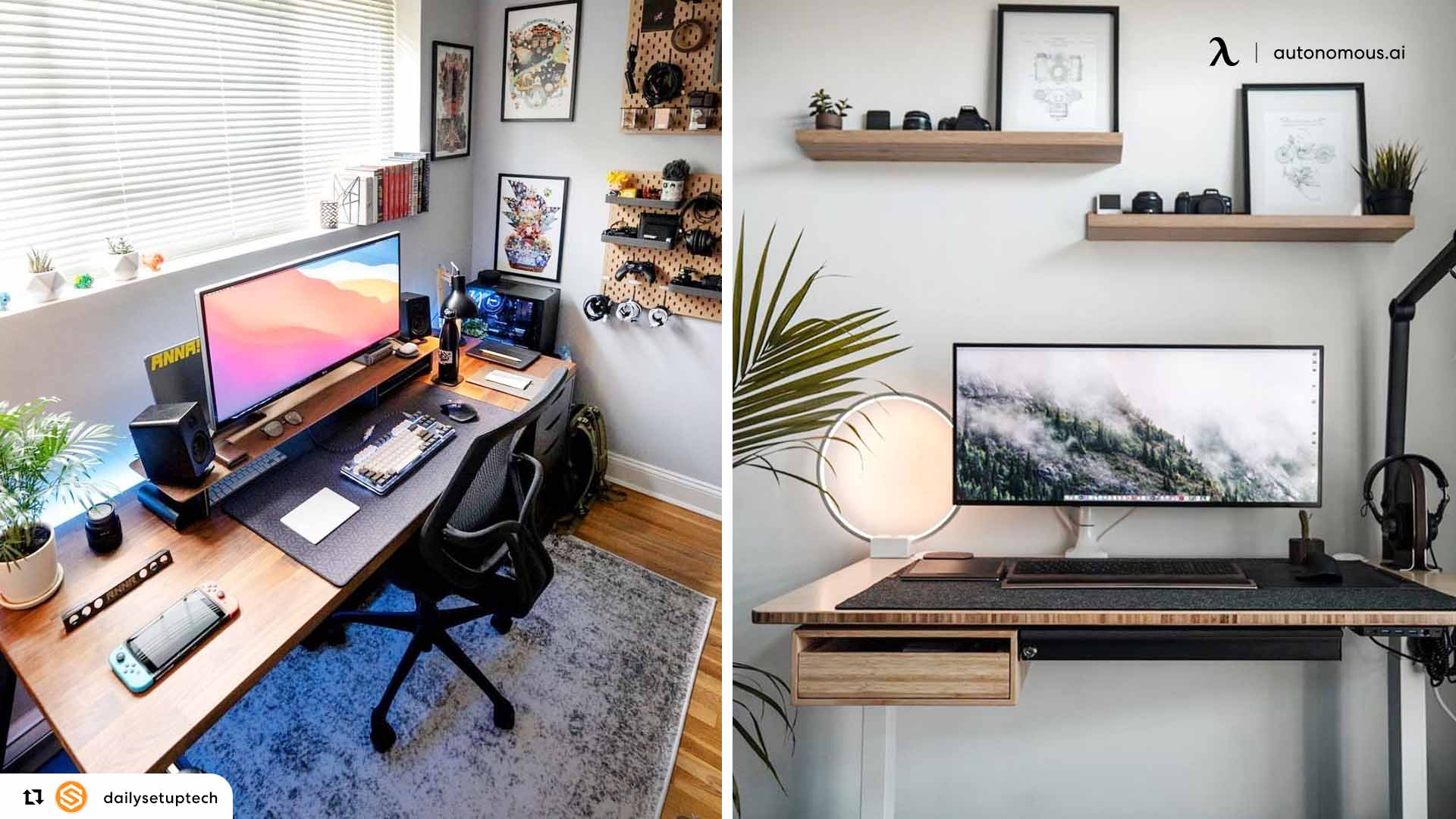 Finding The Best Home Office Workspace