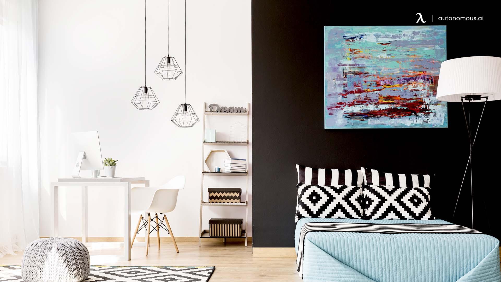 White/Bright Bedroom Design