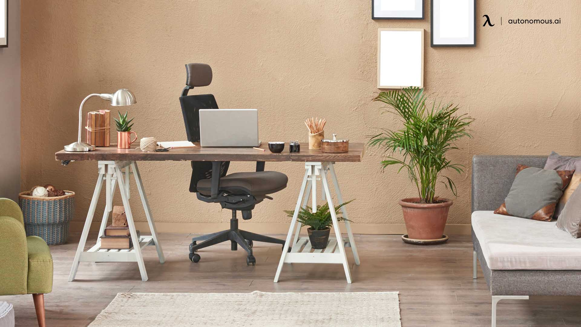 home office decorating tip