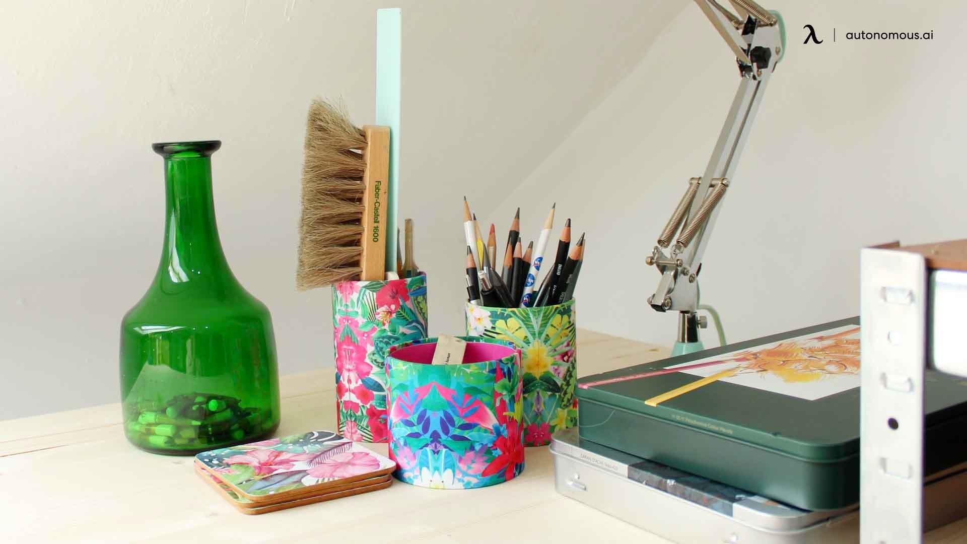 decor office desk ideas