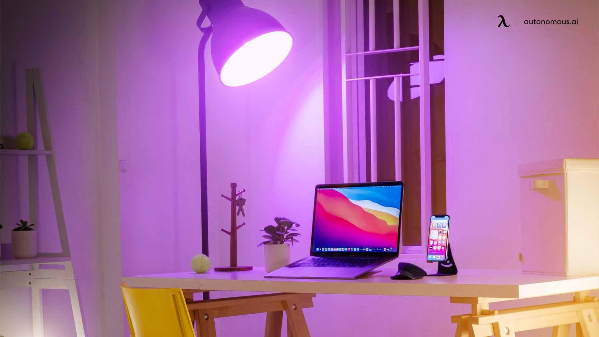 Work Desk Decoration Ideas for Making Work Fun
