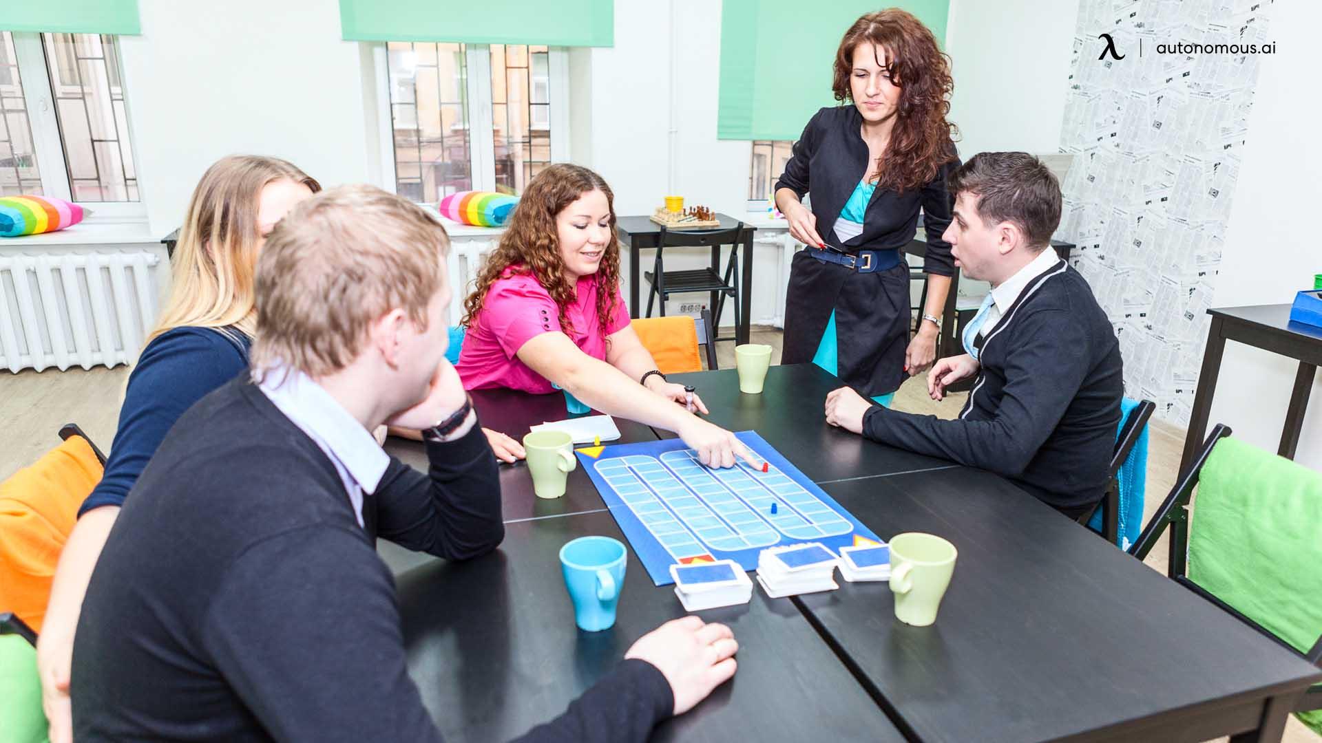 Break Out A Board Game