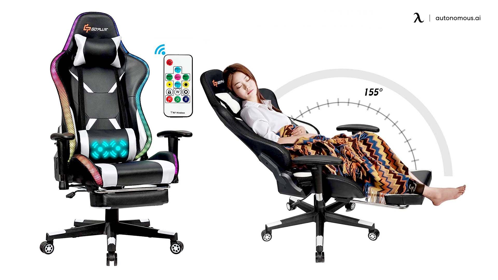 Powerstone Massage Gaming Chair
