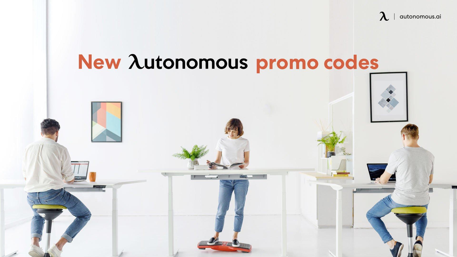 Autonomous Promo Code
