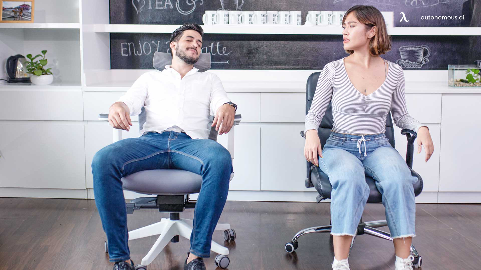 Why Should You Buy an Office Chair With Back Support?