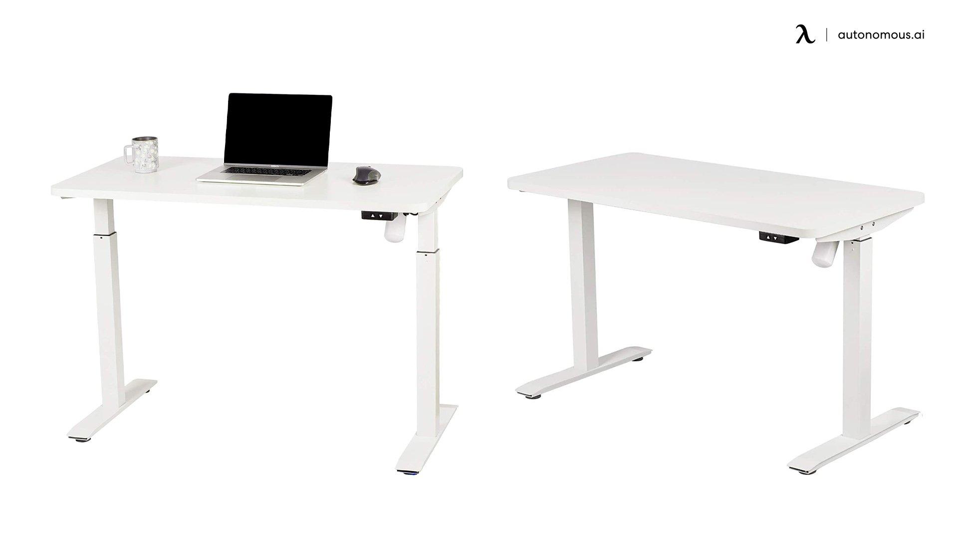 White Office Desk by AVIX