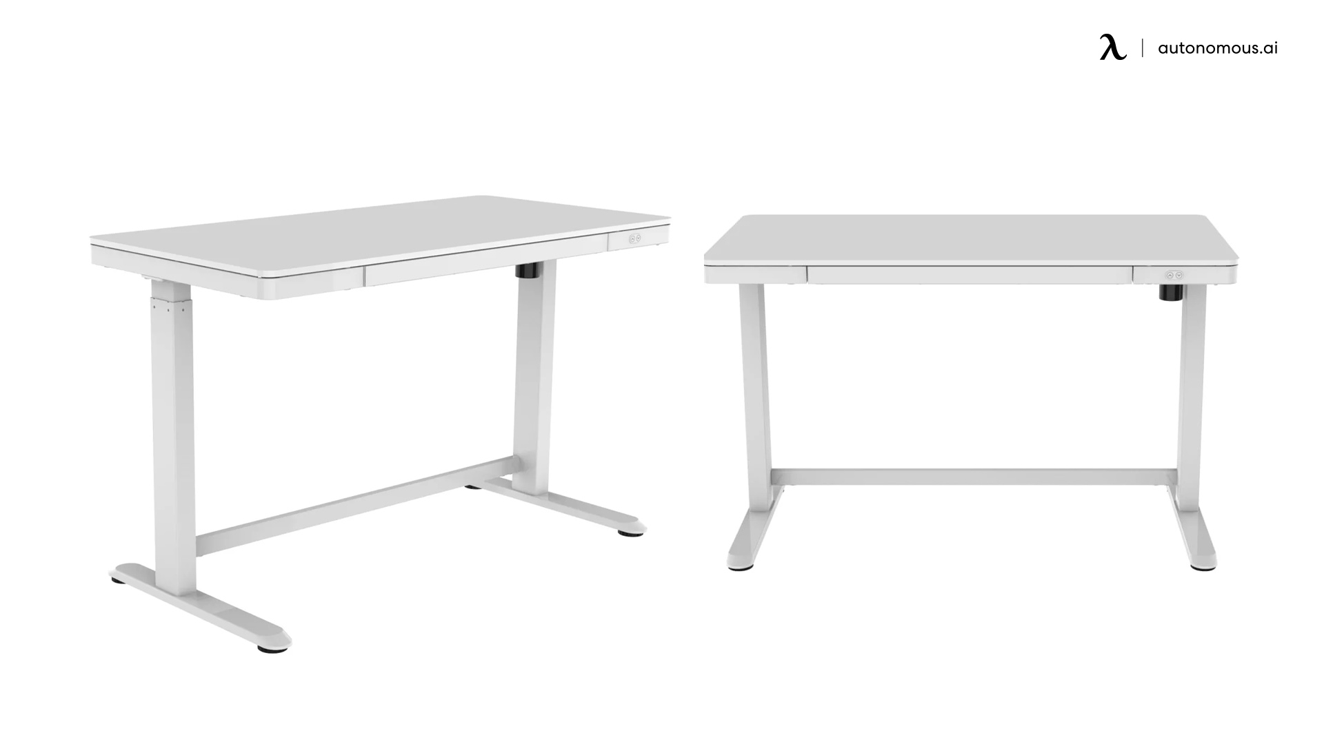 Height Adjustable Desk by Realspace