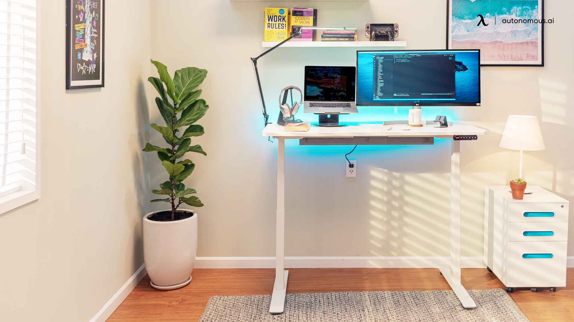Why Should You Use a Standing Desk?