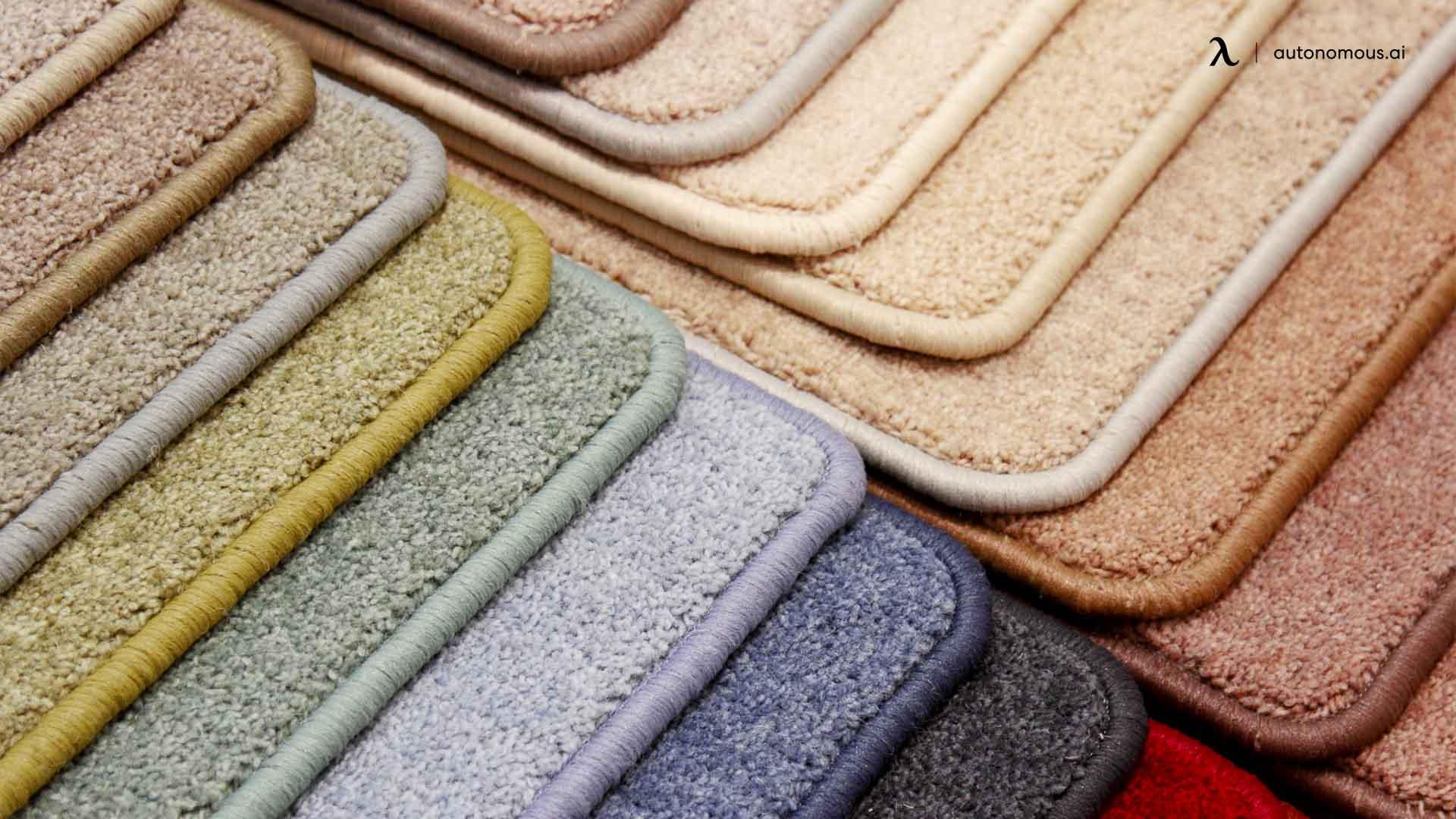 Type Of Carpeted Floors