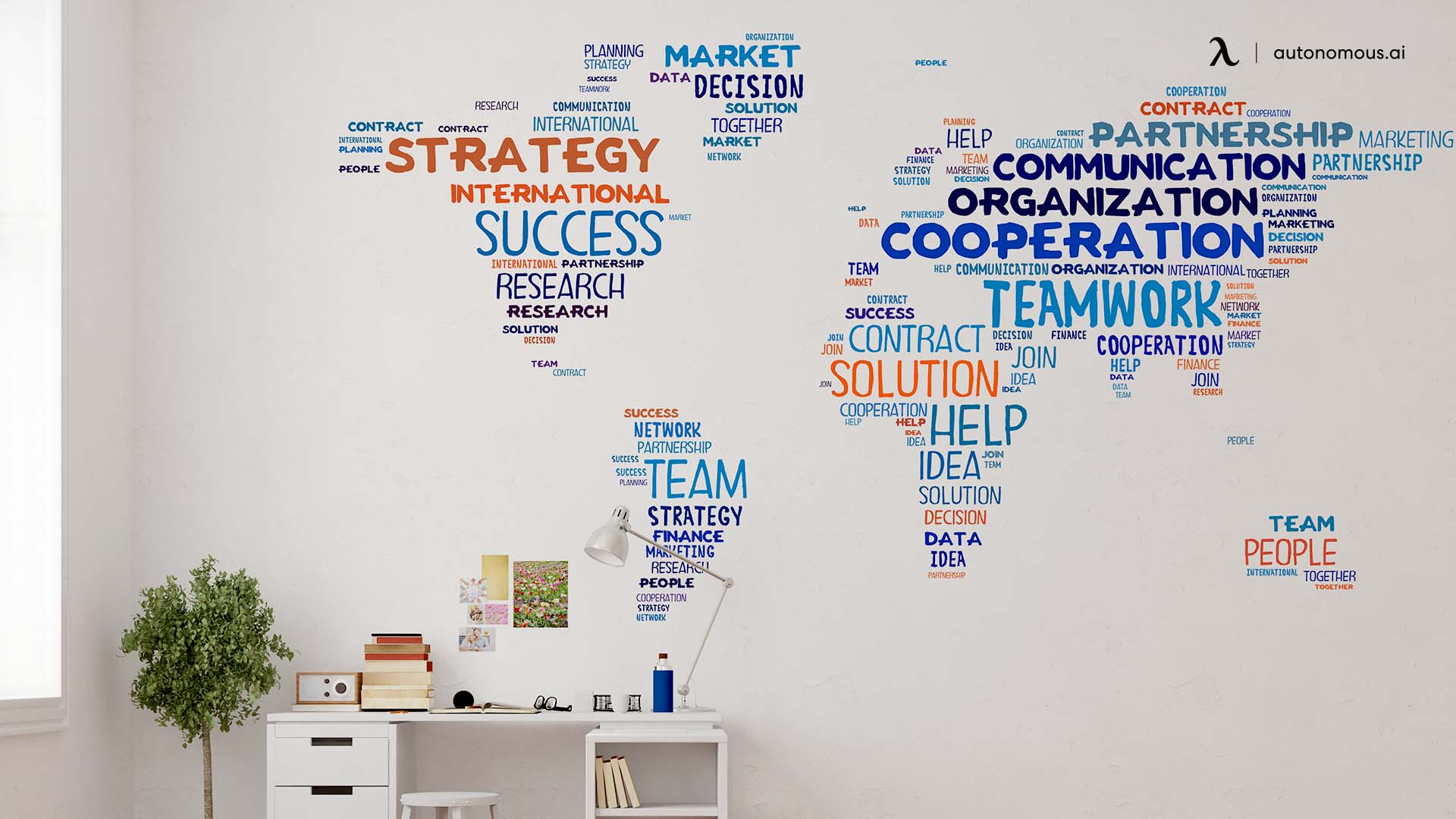 Use Graphic Wall Stickers