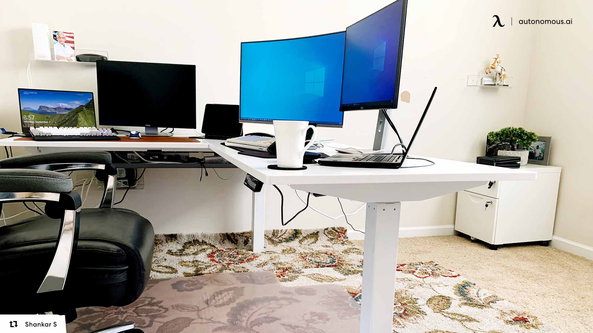 Buying the Perfect L-Shaped Desk
