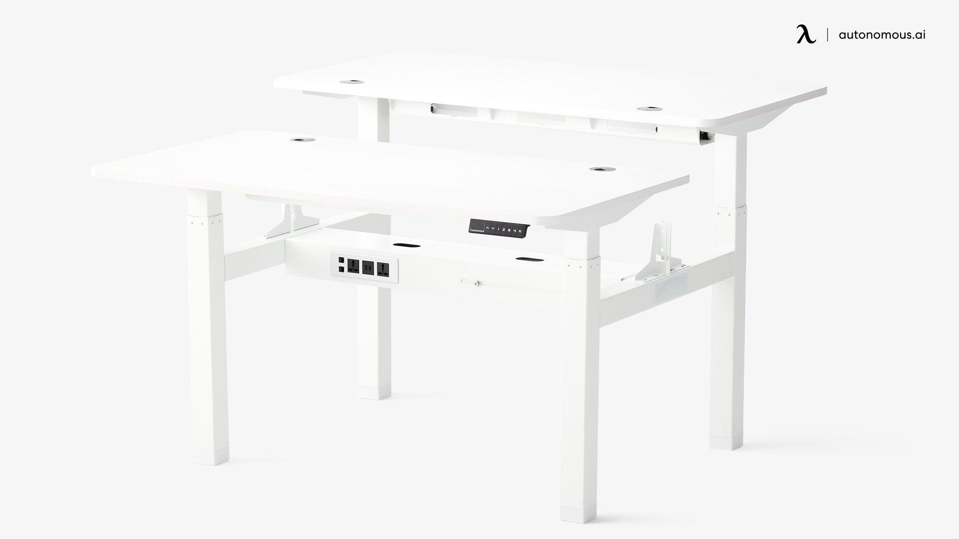 Double Desk by Autonomous
