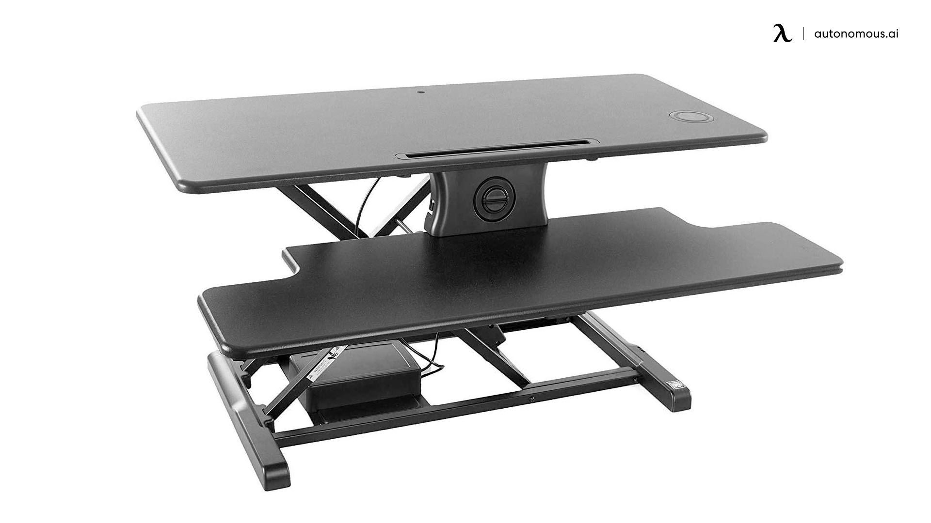 ergonomic workstation desk