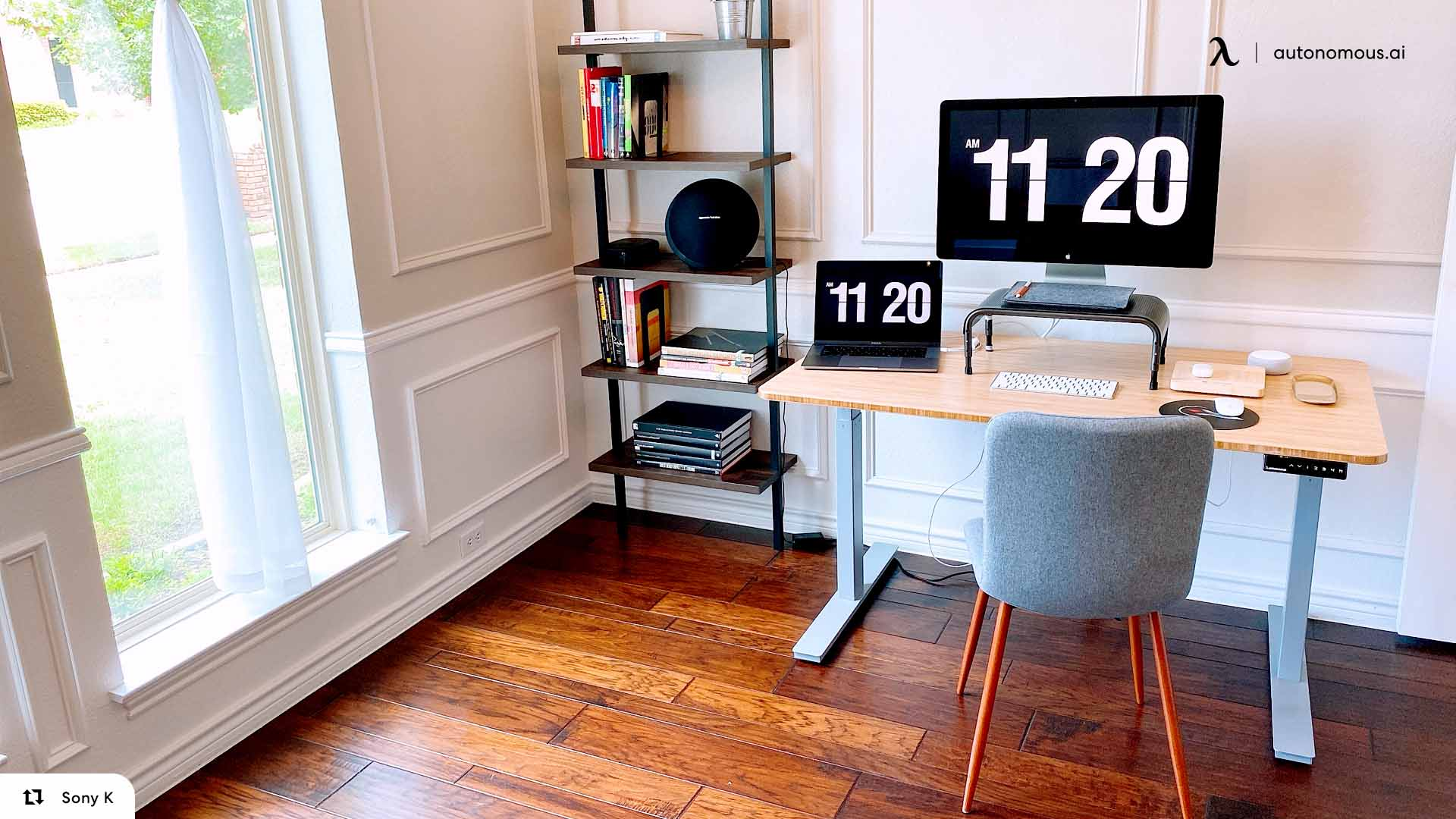How Much Space Can You Dedicate to Your Desk?