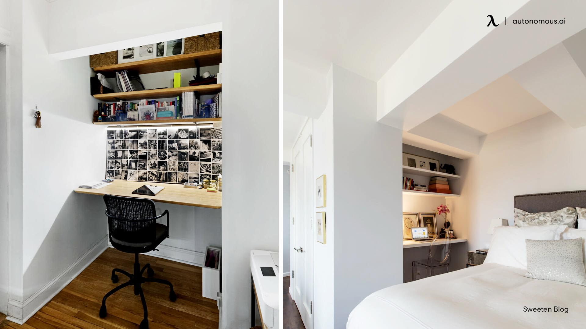 Make Use Of The Nook Area