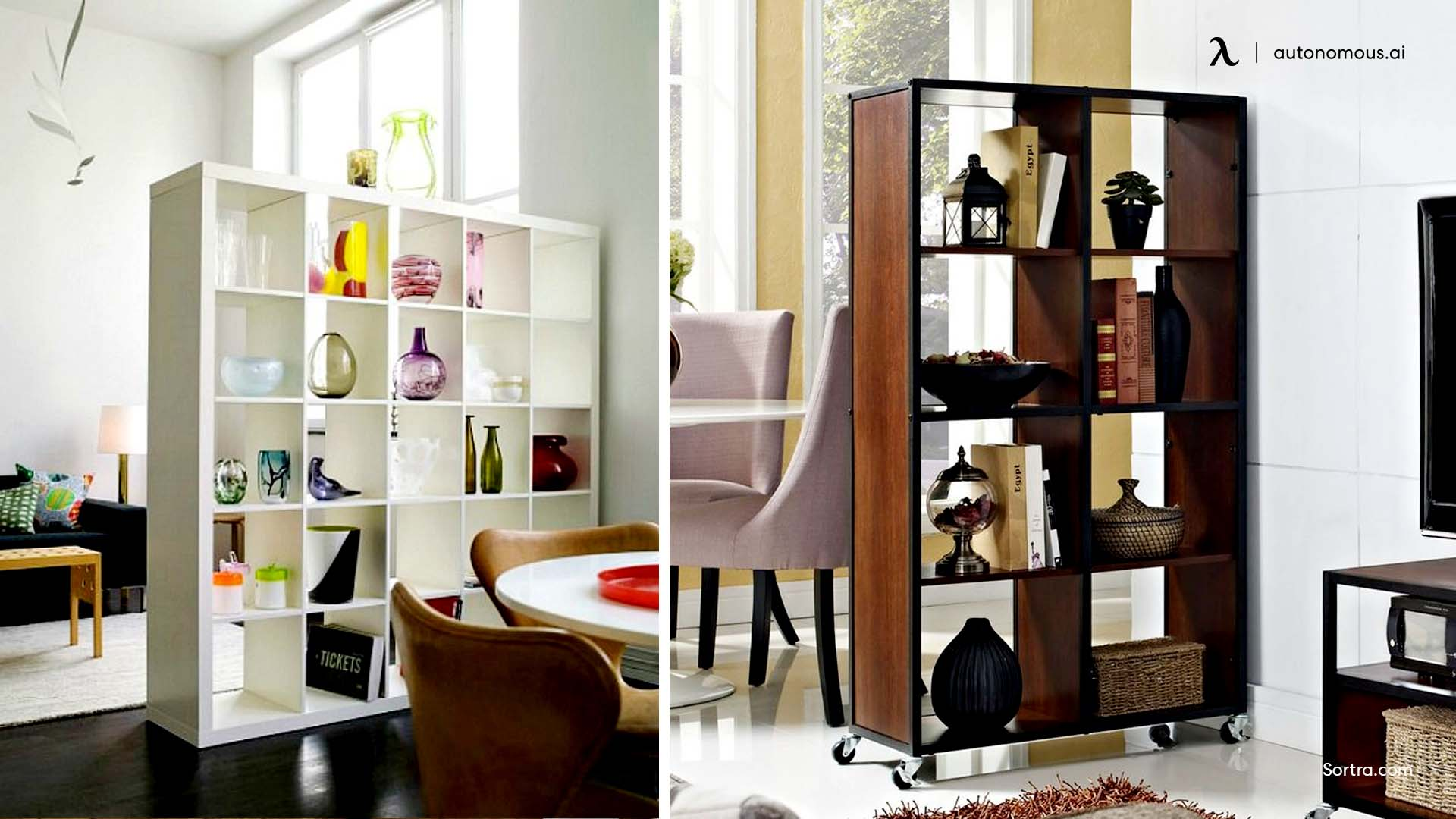 Bookshelf Boundary Office