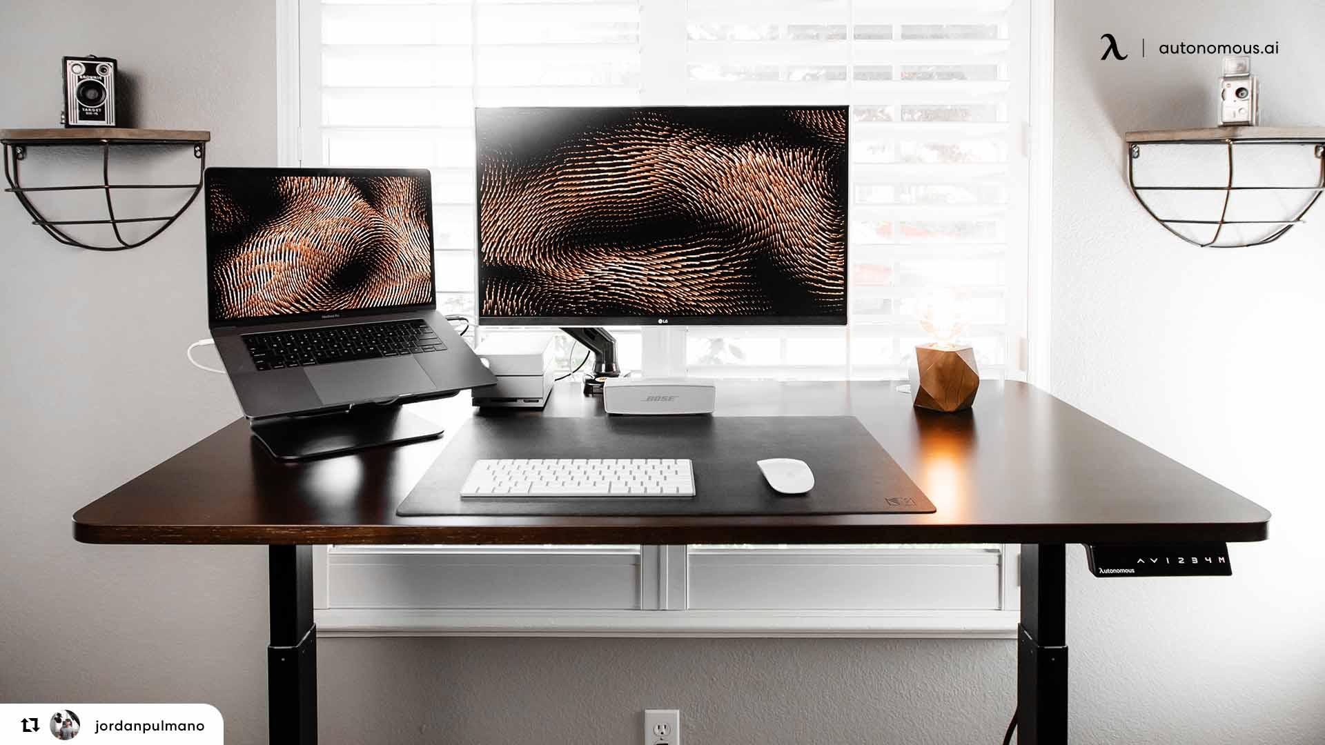The Perfect Desk