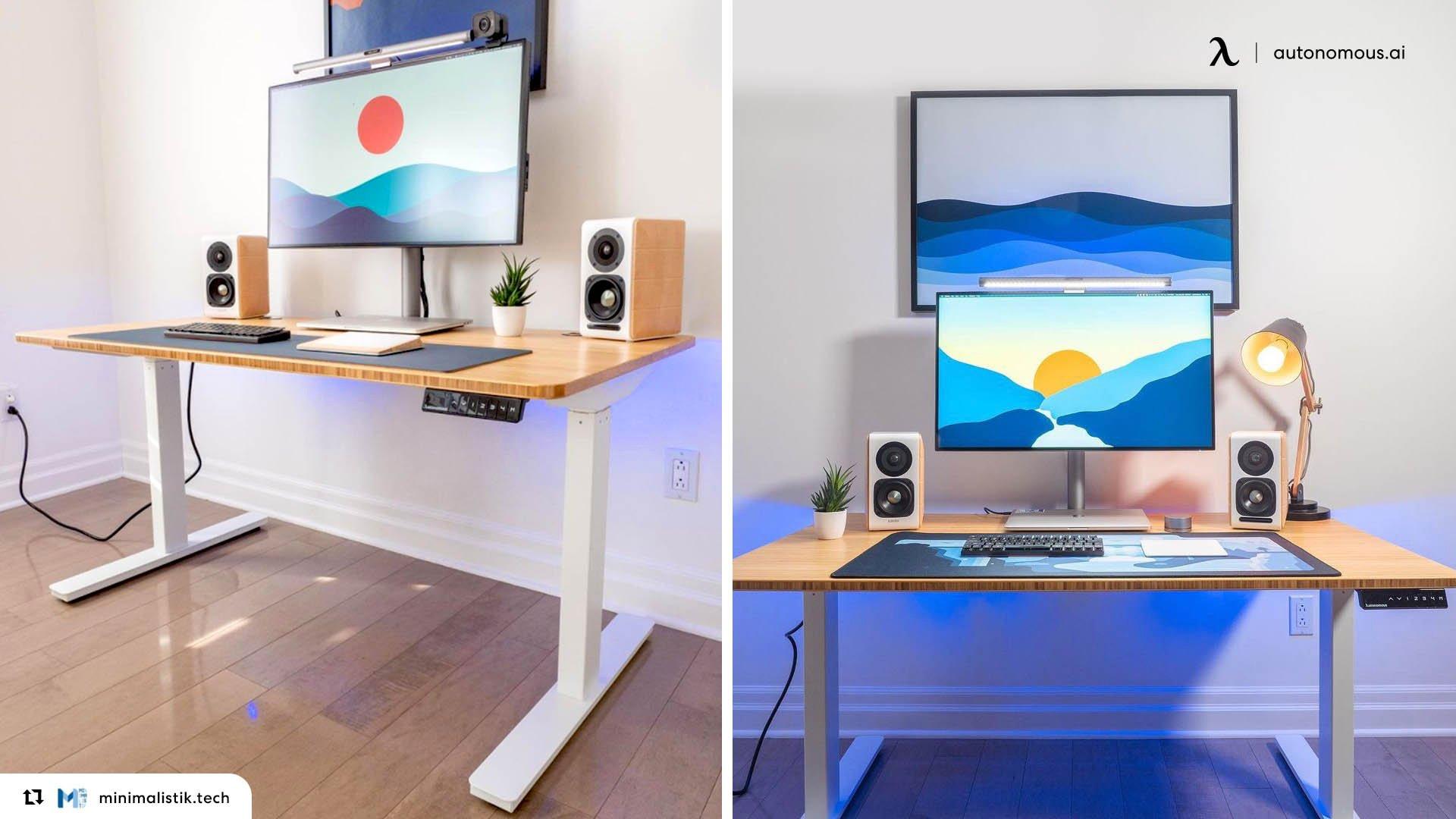 Adding a Standing Desk