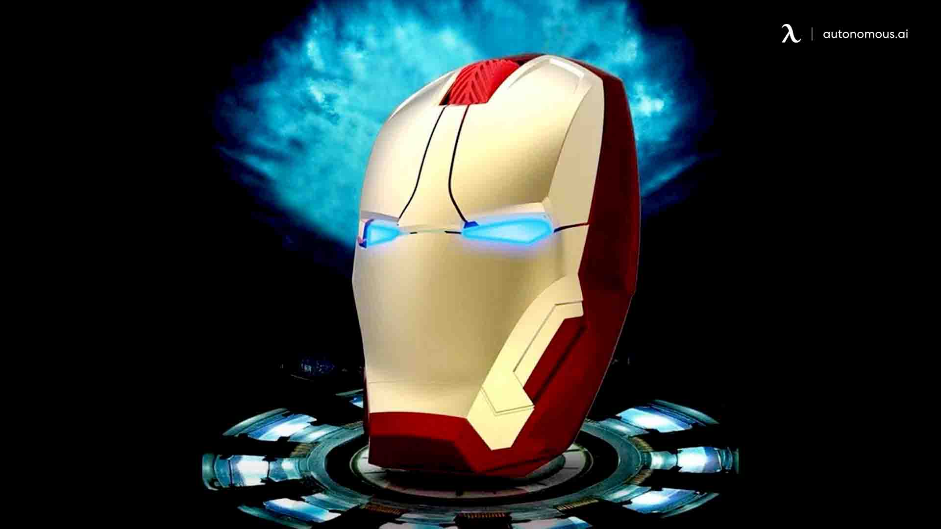 Ironman mouse