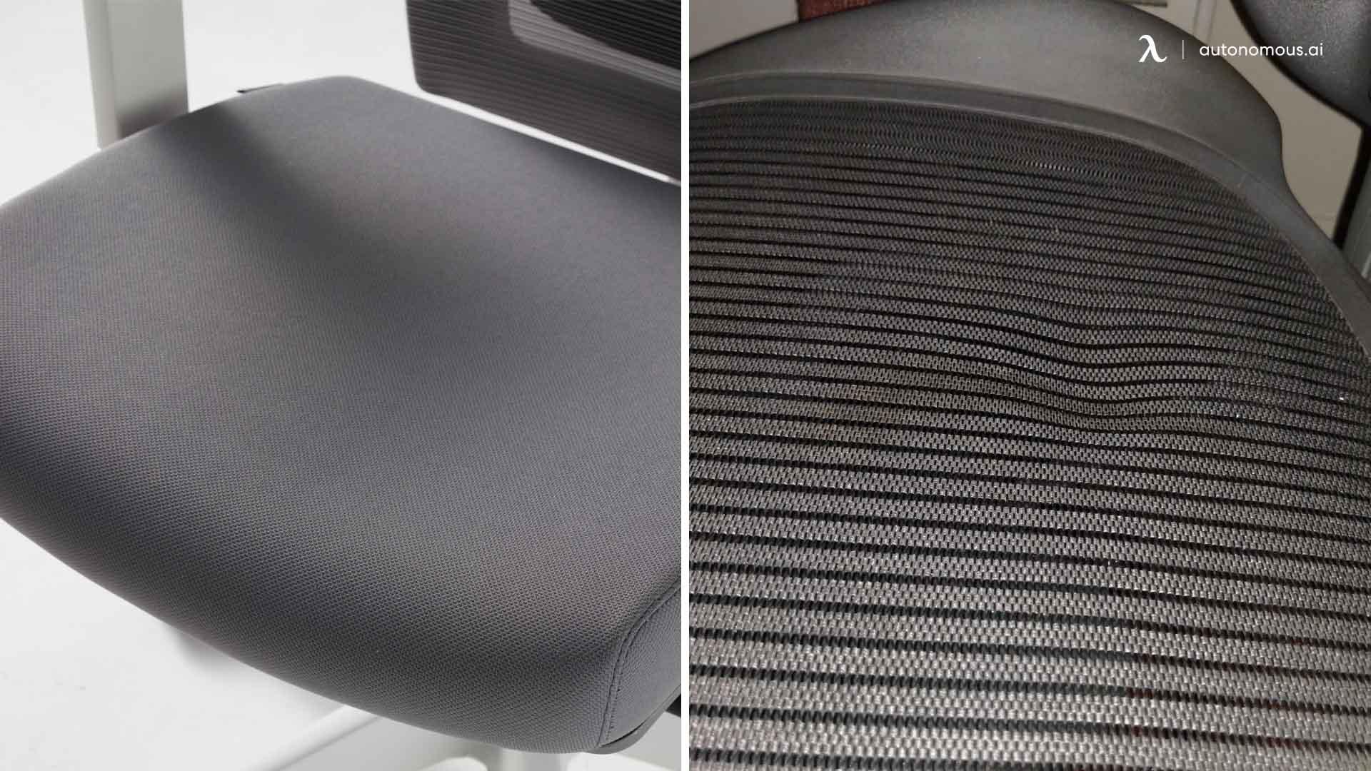 Padded Seats vs. Open Mesh
