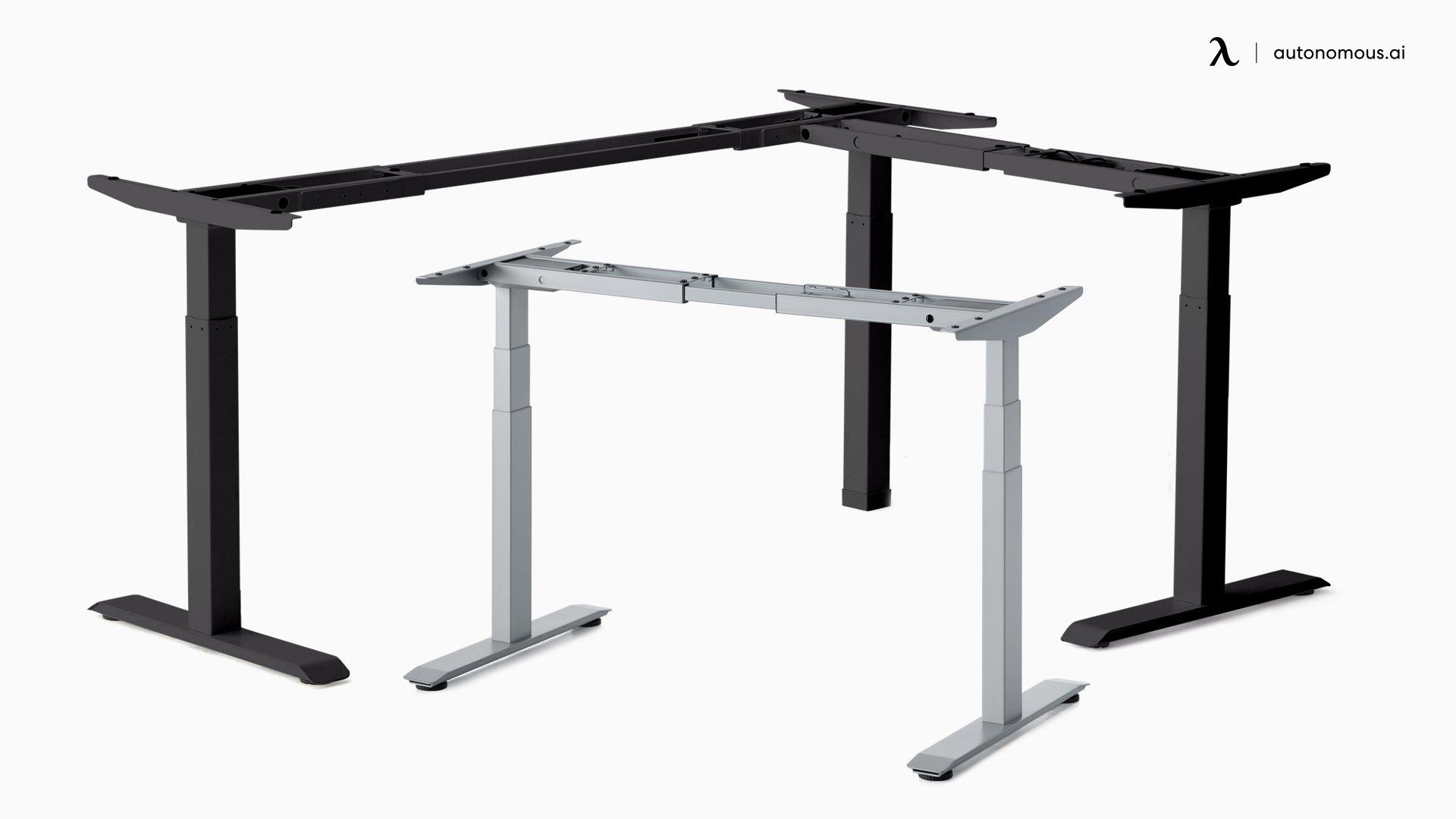 Adjustable Desk Leg Variations