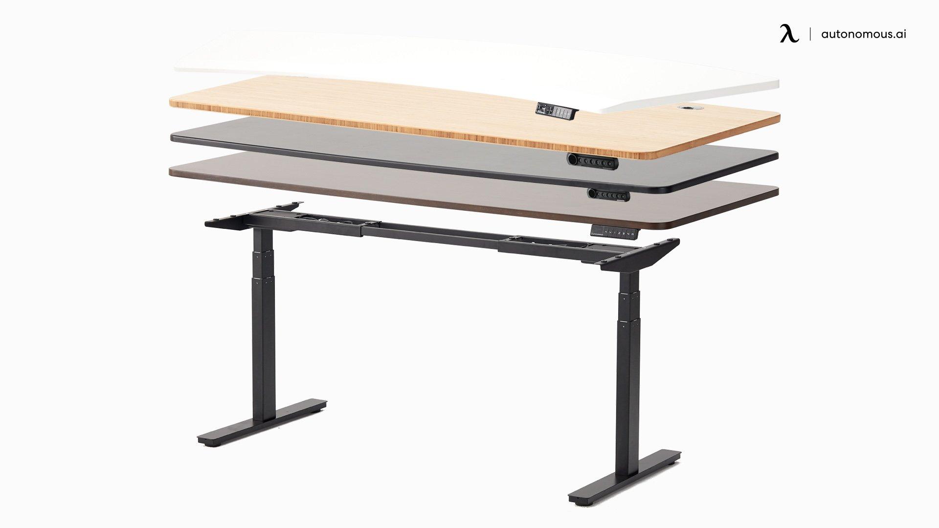 Standard Adjustable Desk Legs