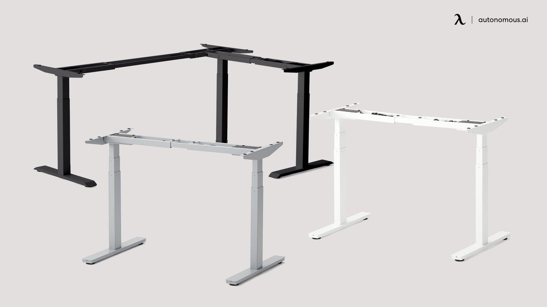 Electric Adjustable Desk Frame