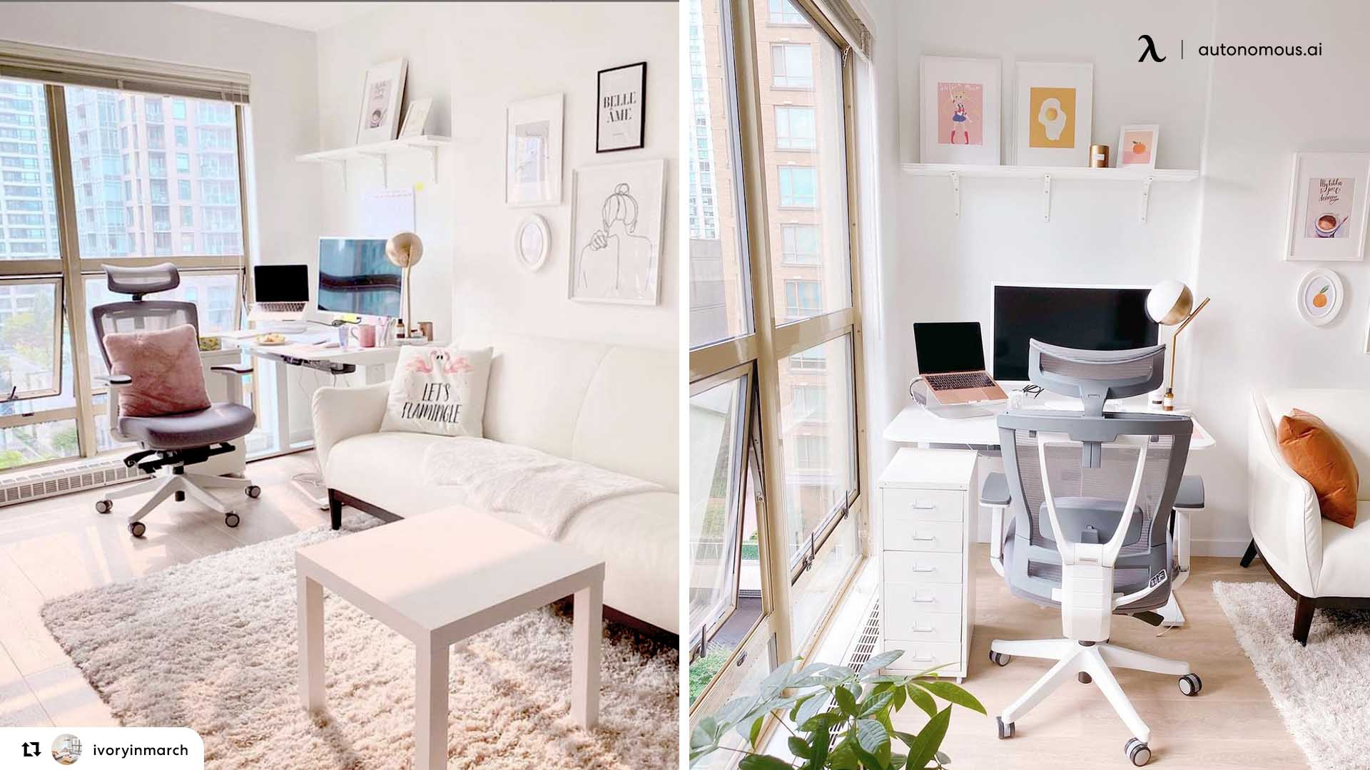 Why Stand Desk Benefit to Small Apartment?