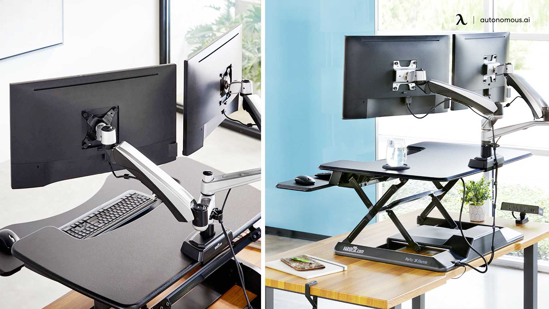 What Is A Standing Desk Converter?