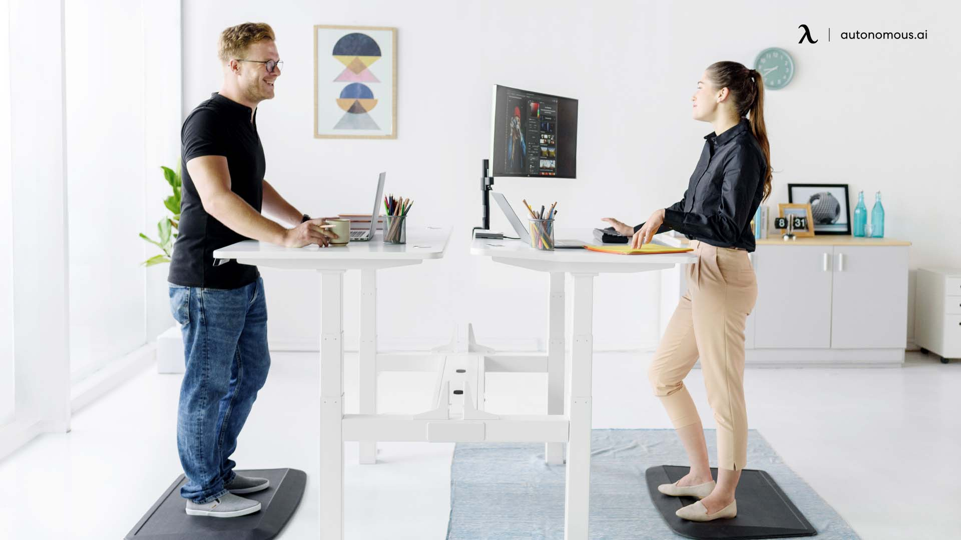Finding The Perfect Standing Desk