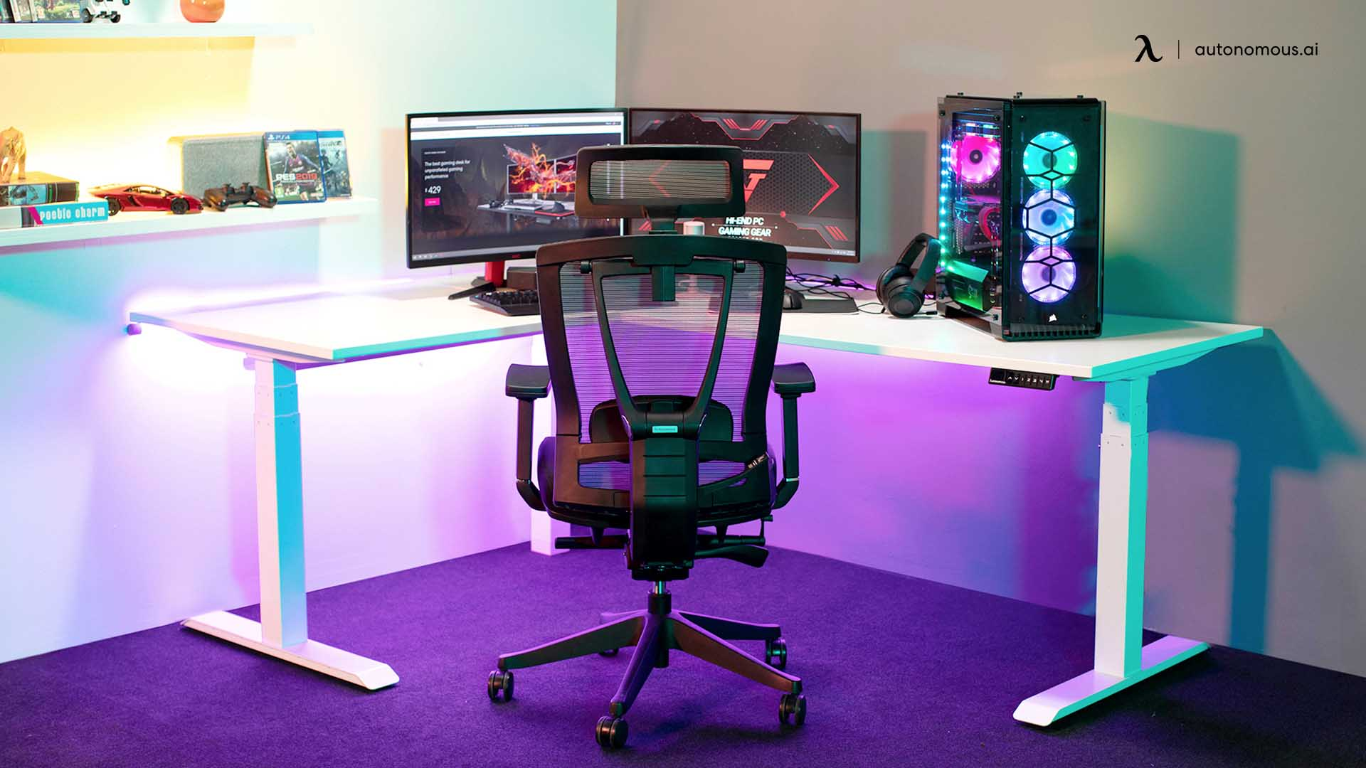 Invest in an Ergonomic Gaming Chair
