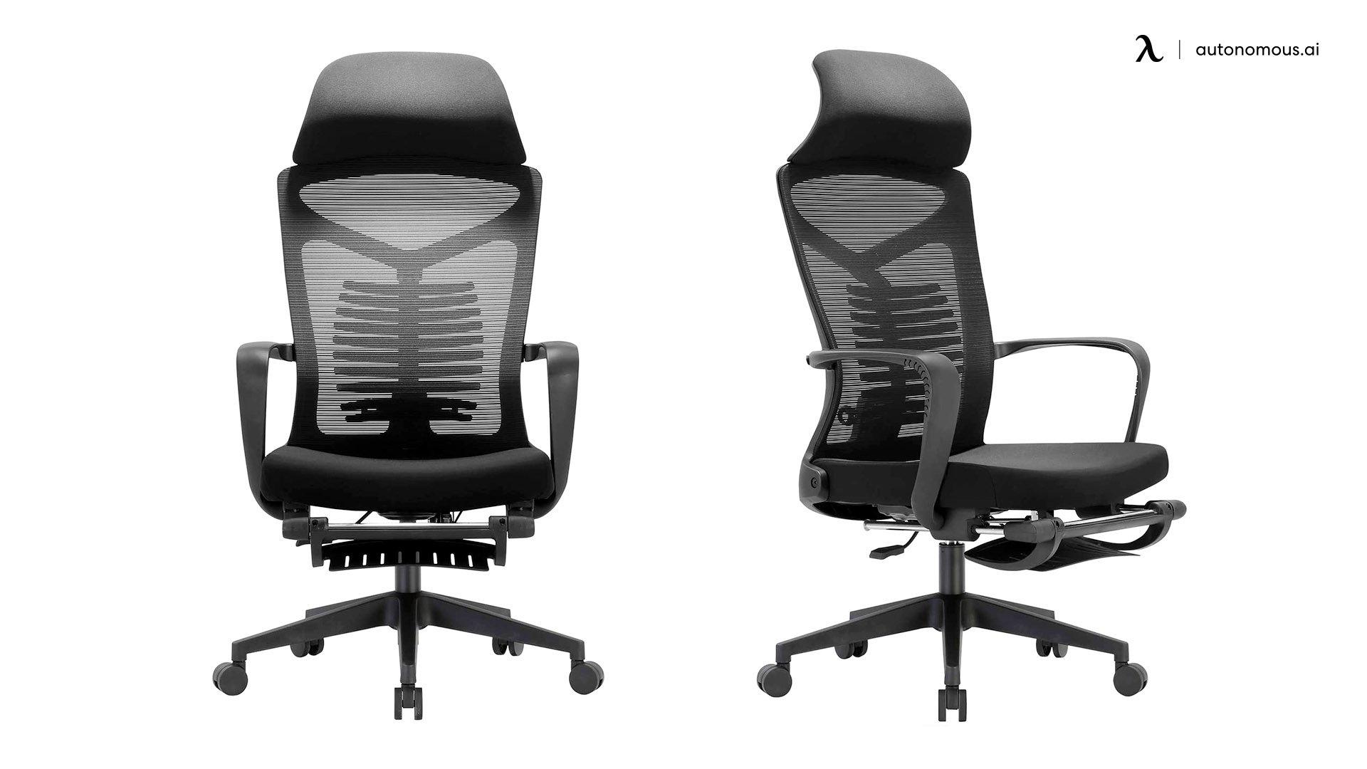 SIHOO Ergonomic Office Recliner Mesh Chair