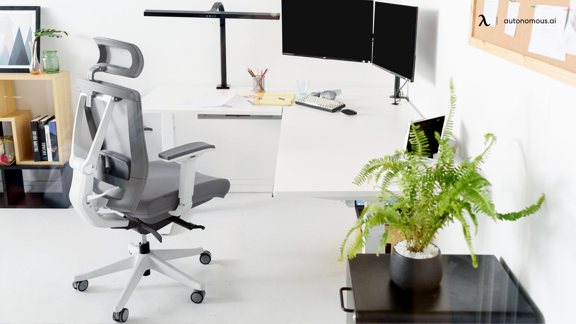 Combine Your Desk with Other Ergonomics