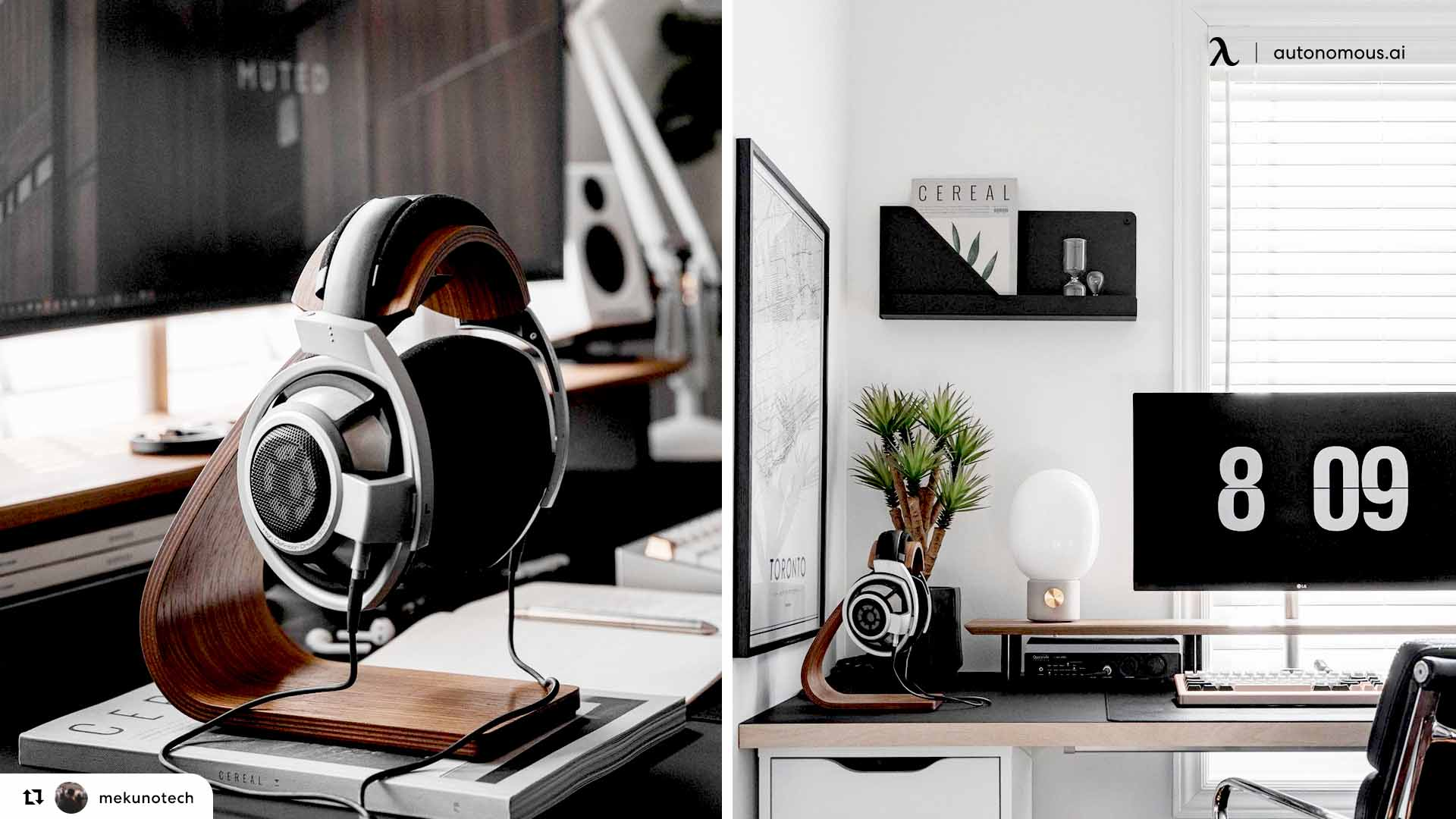 Install Headphone Stand on Your Gaming Desk