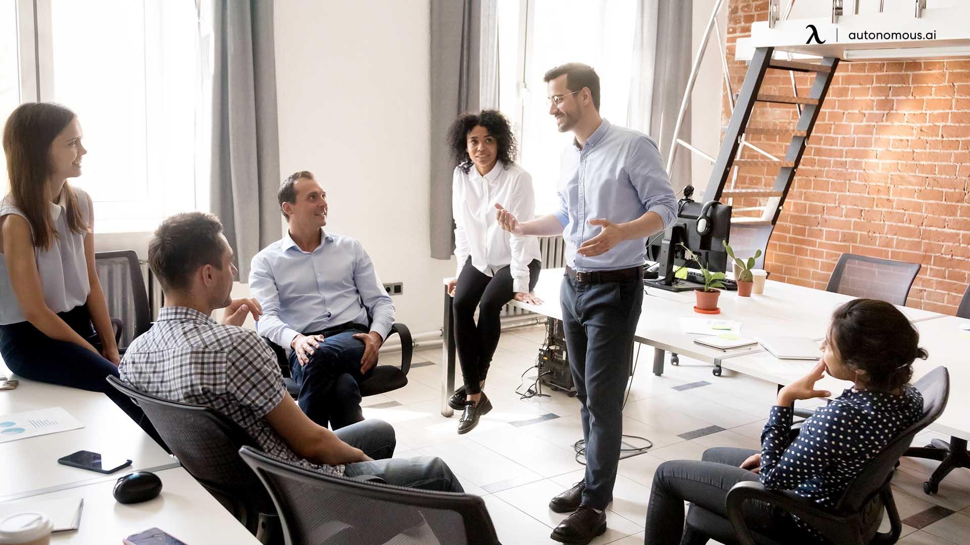 improve the workplace culture