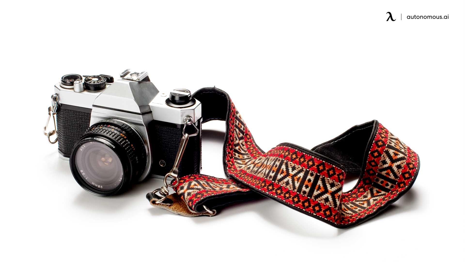 Fashionable Camera Strap